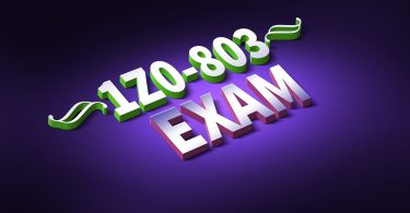 1z0-803 sample exam questions