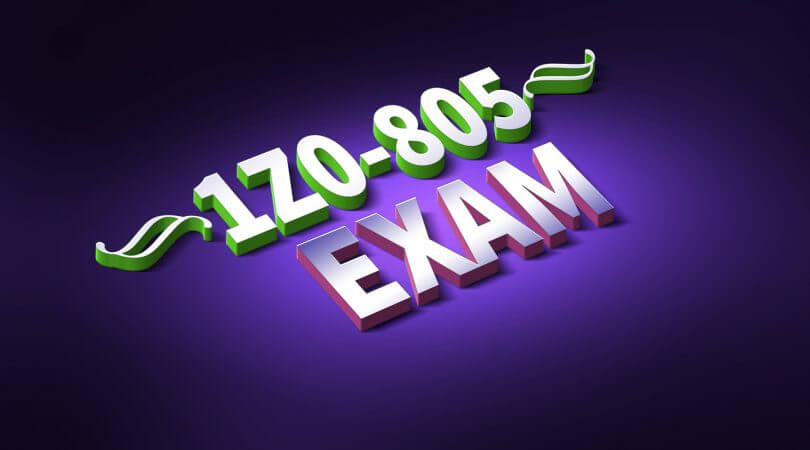 1z0-805 sample exam questions