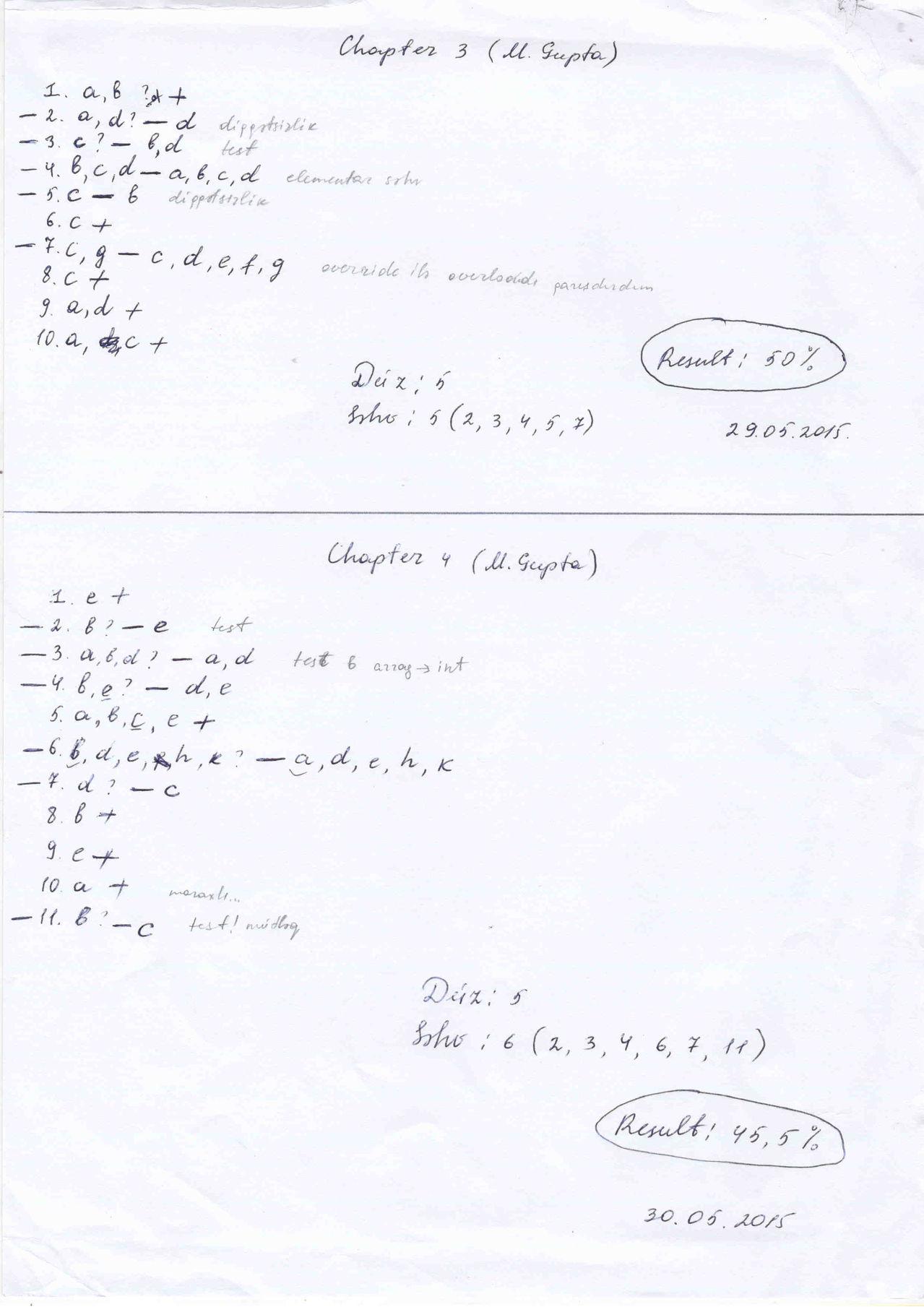 Mala Gupta Oca Java Se 7 Programmer I Certification Guide Chapter 3