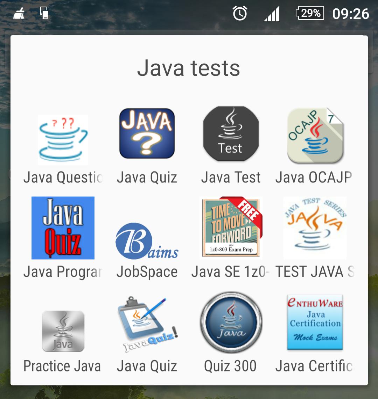 java-quizzes-regarding-java-se-certification-exam – Java ...