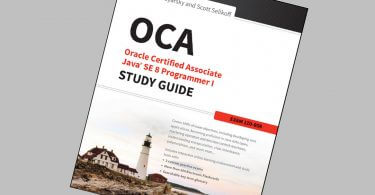 my oca experience my thoughts about study guide by Jeanne Boyarsky and Scott Selikoff