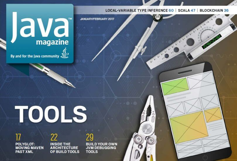 Java Magazine January-February 2017 issue