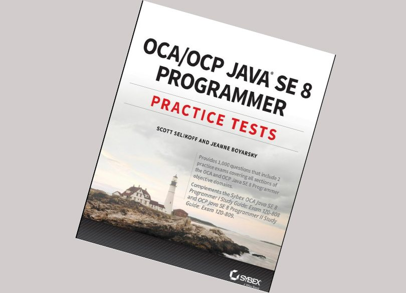 The new study material released regarding OCA/OCP Java SE 8 ...