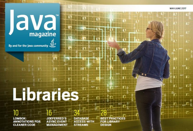may june 2017 issue of java magazine quiz yourself 1z0 808 1z0