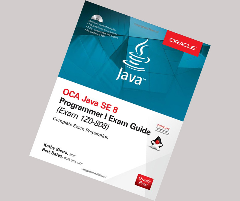 The new study guide released regarding 1Z0-808 (OCA Java SE 8) exam ...