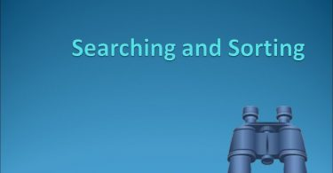 sort-and-search-array-in-java