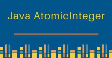 java-atomicinteger